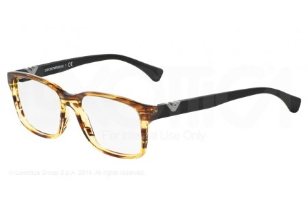 Emporio Armani 0EA3042 5280 STRIPED YELLOW