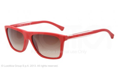 Emporio Armani 0EA4001 506713 RED RUBBER