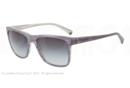 Emporio Armani 0EA4002 50628G GRAY/STRIPED GRAY