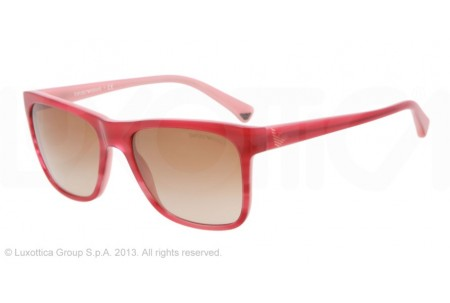 Emporio Armani 0EA4002 505313 STRIPED CHERRY/OPAL PINK