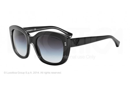 Emporio Armani 0EA4031 52208G TRANSP GREY ON BLACK