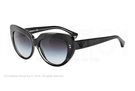 Emporio Armani 0EA4032 52208G TRANSP GREY ON BLACK