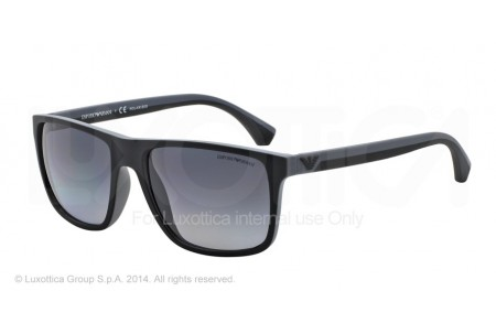 Emporio Armani 0EA4033 5229T3 BLACK/GREY RUBBER POLARIZED
