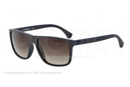 Emporio Armani 0EA4033 523113 BROWN/RUBBER BLUE