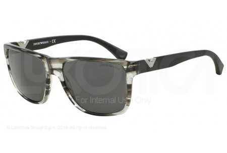 Emporio Armani 0EA4035 527987 STRIPED GREY
