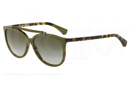 Emporio Armani 0EA4039 52678E TOP OLIVE ON HAVANA