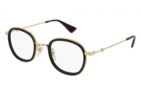 Gucci GG0111O-001 Optical Frame