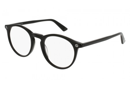 Gucci GG0121O-001 Optical Frame