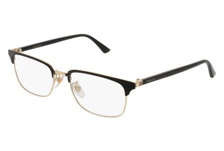 Gucci GG0131O-001 Optical Frame