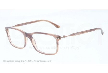 Giorgio Armani 0AR7024 5180 STRIPED BROWN