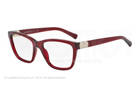Giorgio Armani 0AR7033 5240 TRANSPARENT RED