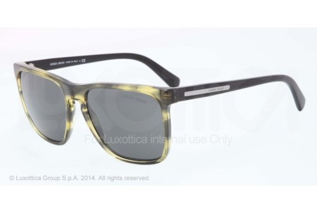 Giorgio Armani 0AR8027 516887 STRIPED GREY