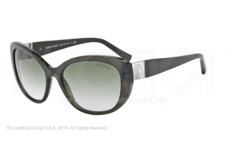 Giorgio Armani 0AR8030H 51568E GREEN FABRIC EFFECT