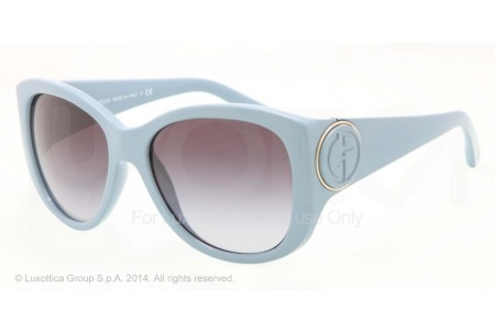 Giorgio Armani 0AR8031 51898G LIGHT BLUE GREY