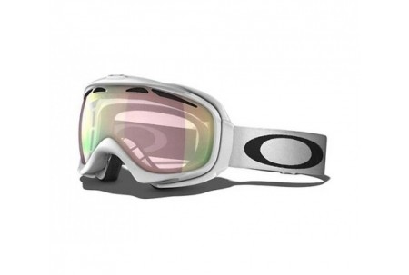 Oakley ELEVATE SNOW GOGGLE 0OO7023 57-186 57-186_POLISHED WHITE