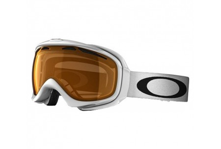Oakley ELEVATE SNOW GOGGLE 0OO7023 57-188 57-188_POLISHED WHITE