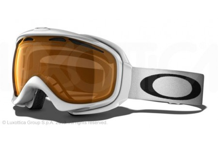 Oakley ELEVATE SNOW GOGGLE 0OO7023 57-024 POLISHED WHITE