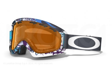 Oakley O2 XS 0OO7048 59-588 MONSTER MOUNTAIN TURQ.