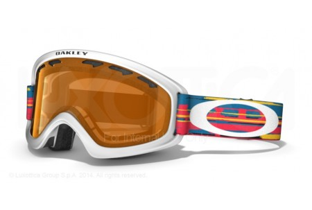 Oakley O2 XS 0OO7048 59-583 RIPPED N TORN RED