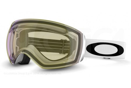Oakley FLIGHT DECK 0OO7050 59-716 FLIGHT DECK MATTE WHITE W/HI Y