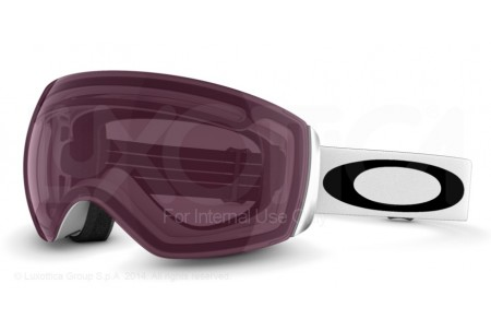 Oakley FLIGHT DECK 0OO7050 59-717 FLIGHT DECK MATTE WHITE W/PRIZ