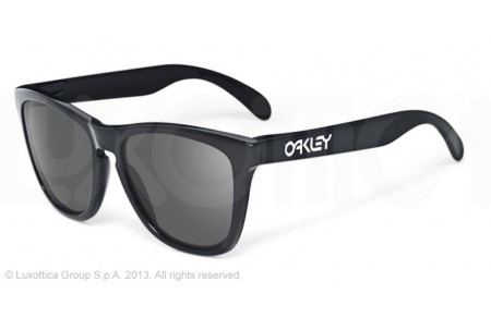Oakley FROGSKINS 0OO9013 24-306 POLISHED BLACK