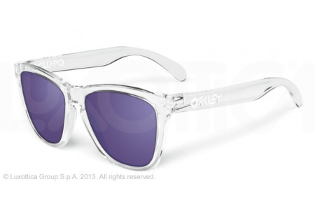 Oakley FROGSKINS 0OO9013 24-305 POLISHED CLEAR