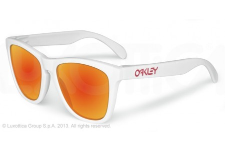 Oakley FROGSKINS 0OO9013 24-307 POLISHED WHITE