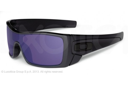 Oakley BATWOLF 0OO9101 910104 MATTE BLACK POLARIZED