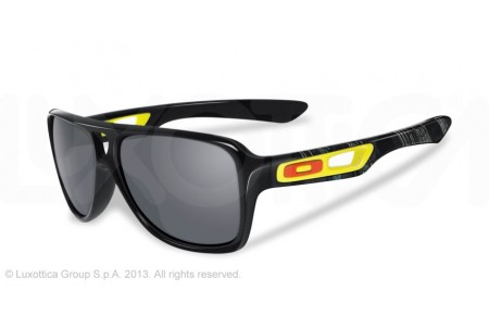 Oakley DISPATCH II 0OO9150 915017 POLISHED BLACK (FATHOM)