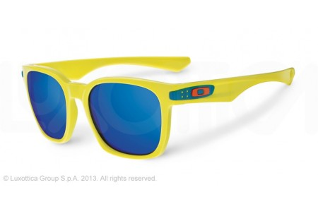 Oakley GARAGE ROCK 0OO9175 917514 NEON YELLOW (FATHOM)