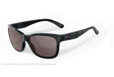 Oakley FOREHAND 0OO9179 917909 POLISHED BLACK POLARIZED