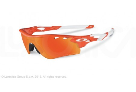 Oakley RADARLOCK PATH 0OO9181 918108 BLOOD ORANGE POLARIZED