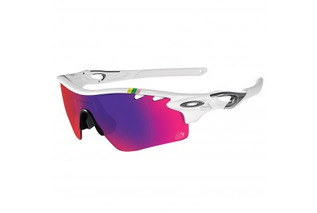 Oakley RADARLOCK PATH 0OO9181 918132 CHROME POLARIZED