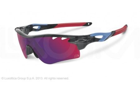 Oakley RADARLOCK PATH 0OO9181 918118 POLISHED BLACK (TDEF)