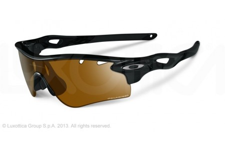 Oakley RADARLOCK PATH 0OO9181 918125 POLISHED BLACK POLARIZED
