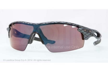 Oakley RADARLOCK PITCH 0OO9182 918213 CARBON FIBER POLARIZED