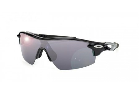 Oakley RADARLOCK PITCH 0OO9182 918210 POLISHED BLACK