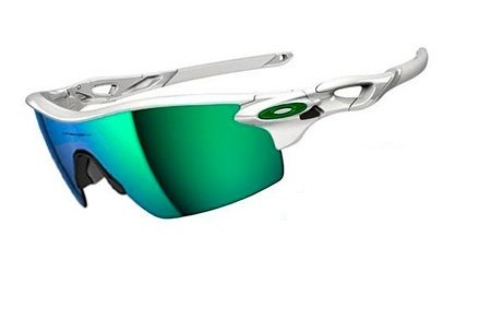 Oakley RADARLOCK PITCH 0OO9182 918211 POLISHED WHITE