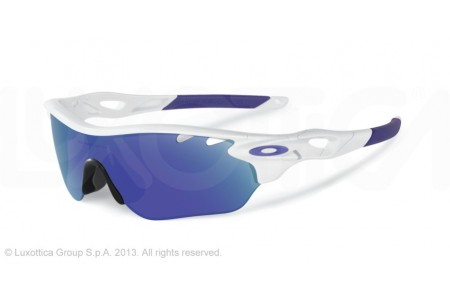 Oakley RADARLOCK EDGE 0OO9183 918306 POLISHED WHITE
