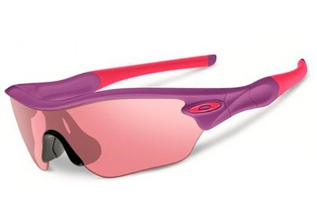 Oakley RADAR EDGE 0OO9184 918417 HELIO PURPLE