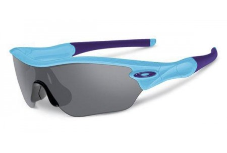 Oakley RADAR EDGE 0OO9184 918415 ILLUMINATION BLUE