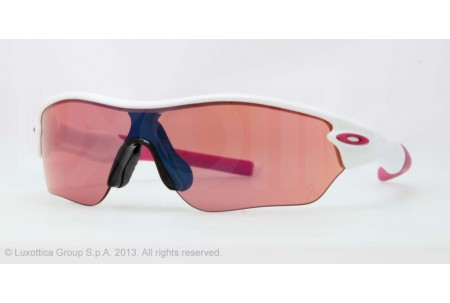 Oakley RADAR EDGE 0OO9184 918410 PEARL (BREAST CANCER)