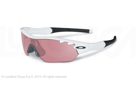 Oakley RADAR EDGE 0OO9184 918407 POLISHED WHITE