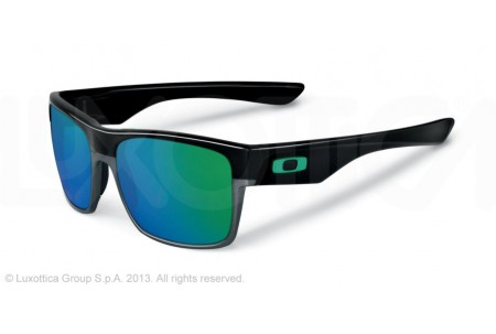 Oakley TWOFACE 0OO9189 918901 POLISHED BLACK POLARIZED