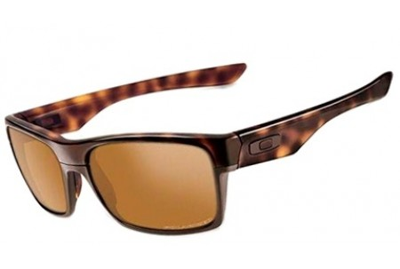 Oakley TWOFACE 0OO9189 918917 POLISHED BROWN TORTOISE POLARIZED