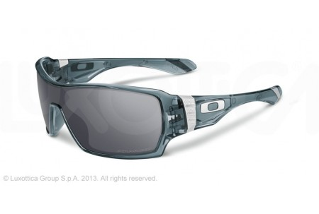 Oakley OFFSHOOT 0OO9190 919005 CRYSTAL BLACK POLARIZED
