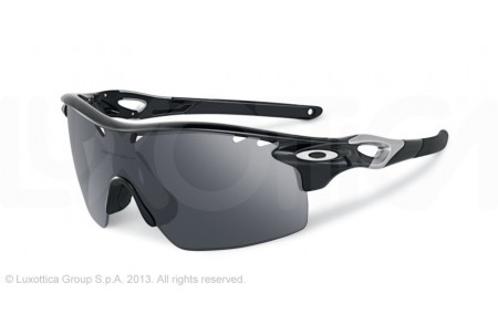 Oakley RADARLOCK XL STRAIGHT 0OO9196 919605 POLISHED BLACK