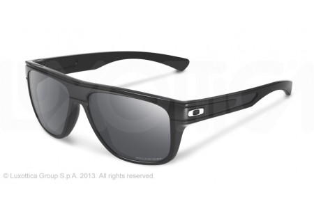 Oakley BREADBOX 0OO9199 919903 POLISHED BLACK POLARIZED