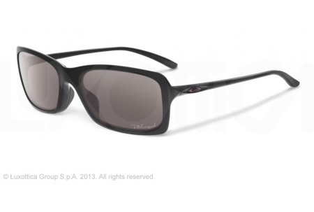 Oakley HALL PASS 0OO9203 920301 POLISHED BLACK POLARIZED